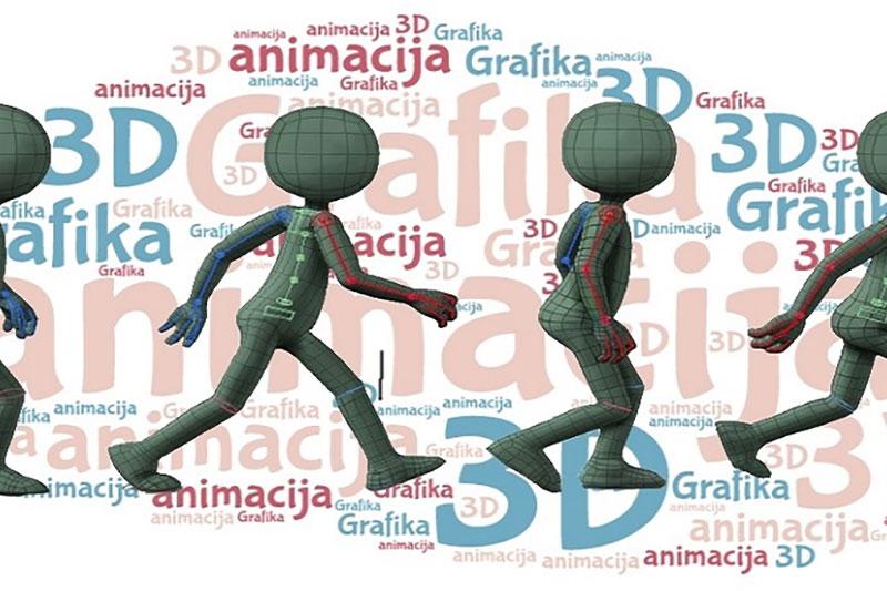 Animacija i 3D grafika